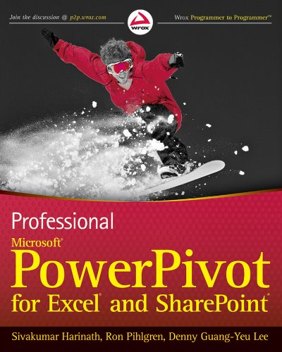 Professional Microsoft PowerPivot for Excel and SharePoint (Wrox Programmer to Programmer)
