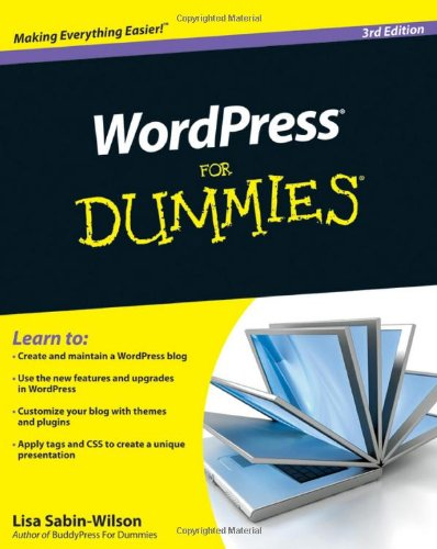 WordPress For Dummies, 3rd Edition