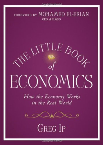 The little book of Economics, by Ip, G