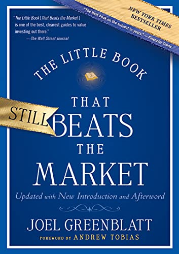 The Little Book That Still Beats the Market Book Cover Picture