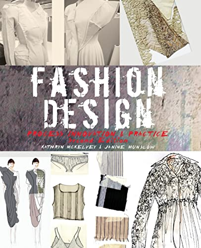 PDF Fashion Design Process Innovation and Practice 2nd Edition