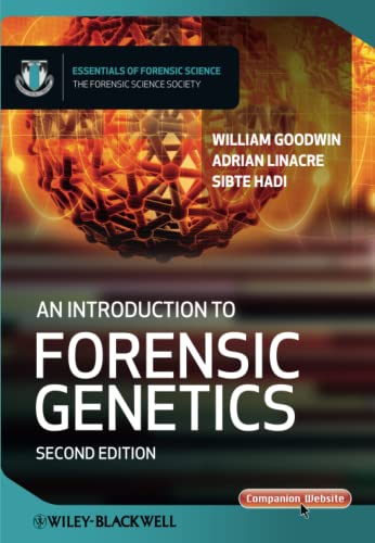 AN INTRODUCTION TO FORENSIC GENETICS, 2ED