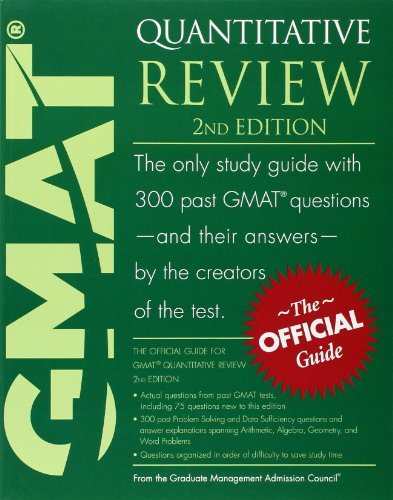 GMAT Quantitative Review