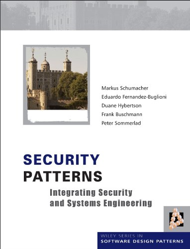 Book Cover: Security Patterns: Integrating Security and Systems Engineering (Wiley Software