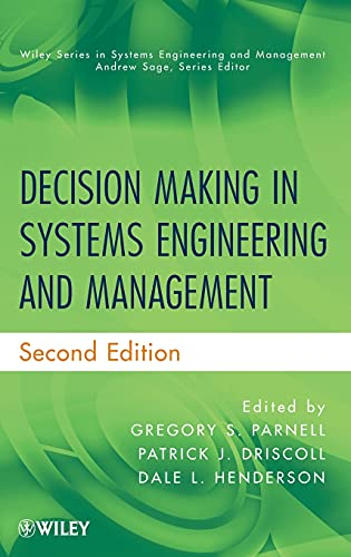 PDF Decision Making in Systems Engineering and Management