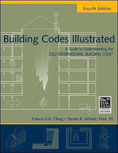 BUILDING CODES ILLUSTRATED: A GUIDE TO UNDERSTANDING THE 2012 INTERNATIONAL BUILDING CODE 4ED**