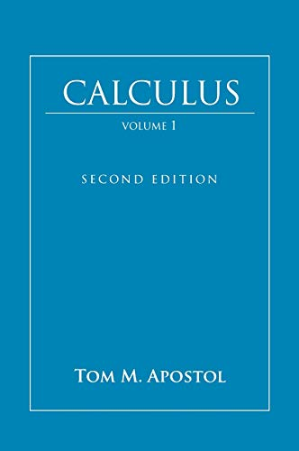 263. Calculus, Vol