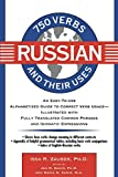 750 Russian Verbs and Their Uses - book cover picture