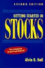 Getting Started in Stocks (The Getting Started in Series) - book cover picture