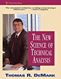 The New Science of Technical Analysis - book cover picture
