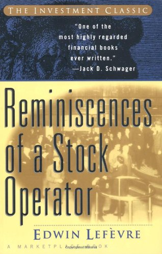 311. Reminiscences of a Stock Operator