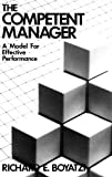 Buy The Competent Manager : A Model for Effective Performance from Amazon