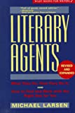 Literary Agents: What They Do, How They Do It, and How to Find and Work with the Right One for You, Revised and Expanded - book cover picture