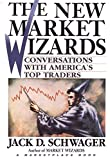 The New Market Wizards: Conversations with America's Top Traders (A Marketplace Book) - book cover picture
