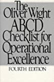 The Oliver Wight ABCD Checklist for Operational Excellence - book cover picture