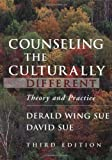 Counselling the Culturally Different: Theory and Practice - book cover picture