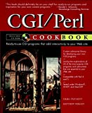 The Cgi/Perl Cookbook - book cover picture