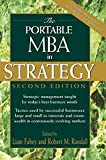 Buy The Portable MBA in Strategy from Amazon