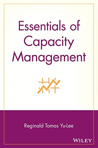 Book cover for Essentials of Capacity Management