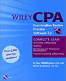 Wiley CPA Examination Review Practice Software 7.0 Complete Exam