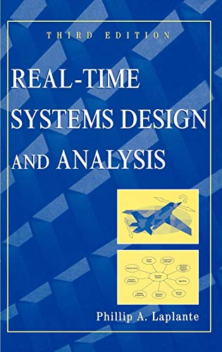 Book Cover Design Analysis : Wiley ieee press real time system design and analysis an