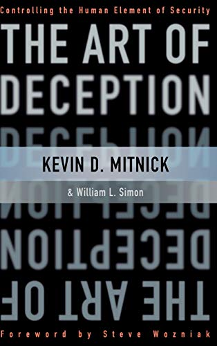 386. The Art of Deception: Controlling the Human Element of Security