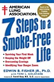 American Lung Association 7 Steps to a Smoke-Free Life - book cover picture