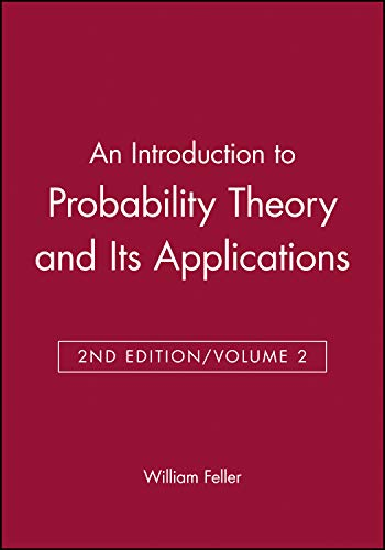 An Introduction to Probability Theory and Its Applications, Vol. 2