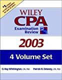 Wiley CPA Examination Review 2003, 4-Volume Set