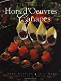 The Book of Hors D'Oeuvres and Canapes - book cover picture