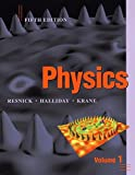 Physics, Volume 1 by David Halliday,