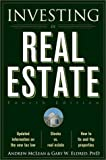 Investing in Real Estate, Fourth Edition - book cover picture