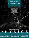 Fundamentals of Physics: Problem Supplement #1 by David Halliday, Robert Resnick, Jearl Walker