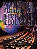 Buy Marketing Research, 7th Edition from Amazon