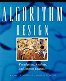 Algorithm Design: Foundations, Analysis, and Internet Examples - book cover picture