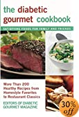 Order The Diabetic Gourmet Cookbook