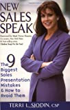 Book Cover: New Sales Speak by Terri L. Sjodin