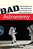 image of the cover of my book, Bad Astronomy