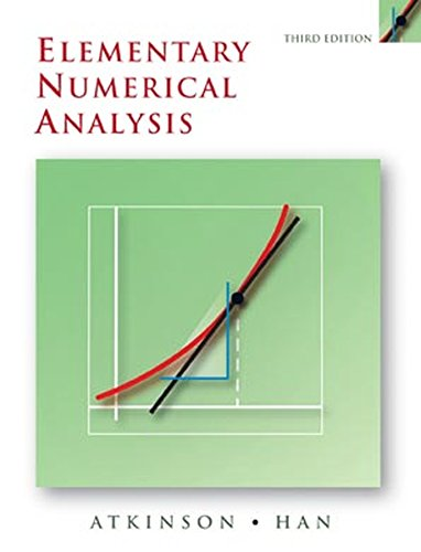 Analysis ebook download numerical free