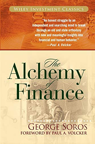 The Alchemy of Finance Book Cover Picture