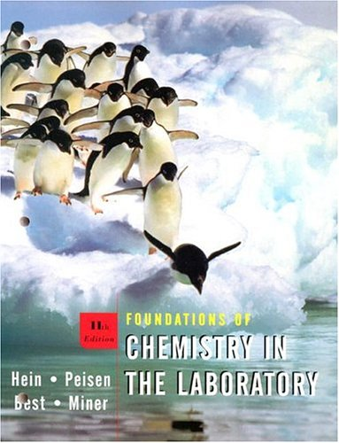 Foundations of Chemistry in the