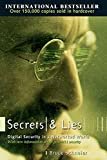 Secrets and Lies : Digital Security in a Networked World - book cover picture