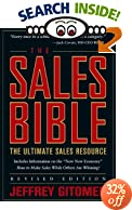 review and buy The Sales Bible