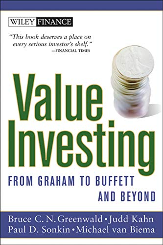 Value Investing Book Cover Picture