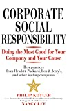 Buy Corporate Social Responsibility : Doing the Most Good for Your Company and Your Cause from Amazon