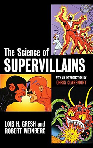 The Science of Supervillains cover