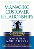 Buy Managing Customer Relationships : A Strategic Framework from Amazon