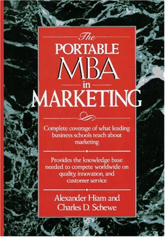 The Portable MBA in General Management