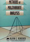 Methods of Multivariate Analysis - book cover picture