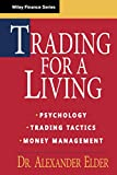 Trading for a Living: Psychology, Trading Tactics, Money Management - book cover picture